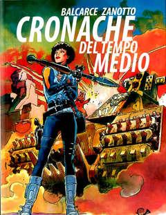 Copertina CRONACHE DEL TEMPO MEDIO n. - CRONACHE DEL TEMPO MEDIO, 001 EDIZIONI