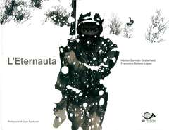 Copertina ETERNAUTA 60 ANNIVERSARY Edit. n. - L'ETERNAUTA - 60 ANNIVERSARY Edition - Cover LRNZ, 001 EDIZIONI