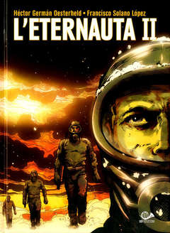 Copertina ETERNAUTA II n. - L'ETERNAUTA II, 001 EDIZIONI