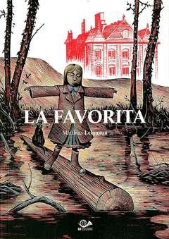 Copertina FAVORITA n. - LA FAVORITA, 001 EDIZIONI