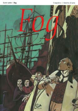 Copertina FOG (m4) n.1 - IL SEPOLCRO/IL DESTINO DI JANE, 001 EDIZIONI
