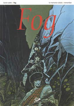 Copertina FOG (m4) n.3 - TERZA AVVENTURA, 001 EDIZIONI
