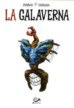 Copertina GALAVERNA n. - LA GALAVERNA, 001 EDIZIONI