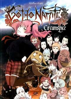 Copertina GOTHO NAMITE CIRCUMSPICE DLX n. - GOTHO NAMITE - CIRCUMSPICE Deluxe, 001 EDIZIONI