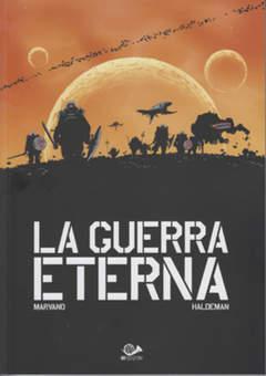 Copertina GUERRA ETERNA n.0 - LA GUERRA ETERNA, 001 EDIZIONI