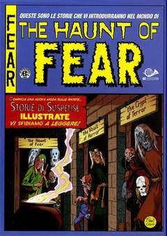 Copertina HAUNT OF FEAR Cofanetto n.1 - Cofanetto Pieno - Contiene HAUNT OF FEAR 1/5, 001 EDIZIONI