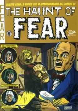 Copertina HAUNT OF FEAR (m5) n.2 - BIBLIOTECA EC COMICS, 001 EDIZIONI