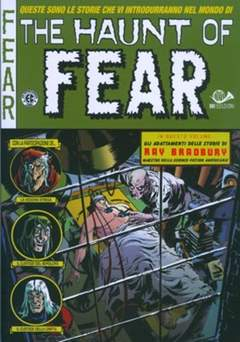 Copertina HAUNT OF FEAR (m5) n.3 - MORTE DI PIU' COMMESSI VIAGGIATORI, 001 EDIZIONI