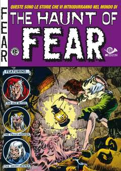 Copertina HAUNT OF FEAR (m5) n.5 - THE HAUNT OF FEAR, 001 EDIZIONI