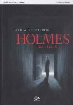 Copertina HOLMES n.2 - HOLMES, 001 EDIZIONI