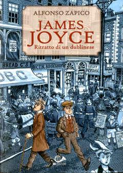 Copertina JAMES JOYCE n. - RITRATTO DI UN DUBLINESE, 001 EDIZIONI