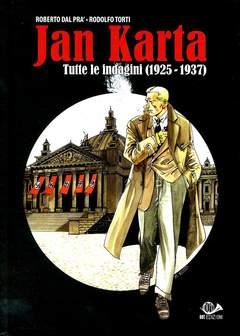 Copertina JAN KARTA TUTTE LE INDAGINI n. - TUTTE LE INDAGINI (1925-1937), 001 EDIZIONI