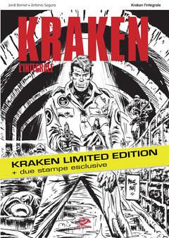 Copertina KRAKEN Limited Edition n.0 - KRAKEN - Limited Edition, 001 EDIZIONI