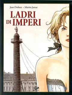 Copertina LADRI DI IMPERI (m3) n.3 - DIETRO LA MASCHERA, 001 EDIZIONI