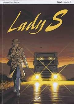 Copertina LADY S n.2 - LADY S, 001 EDIZIONI