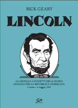 Copertina LINCOLN n.0 - LINCOLN, 001 EDIZIONI