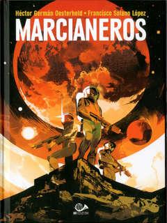 Copertina MARCIANEROS n. - MARCIANEROS, 001 EDIZIONI