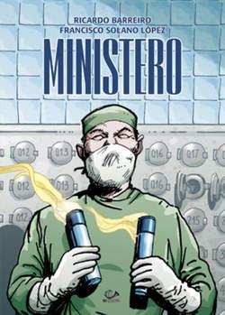 Copertina MINISTERO n.0 - MINISTERO, 001 EDIZIONI