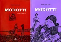 Copertina MODOTTI XXI SECOLO n.0 - LIMITED EDITION (59 copie con 5 lito numer.e firm), 001 EDIZIONI