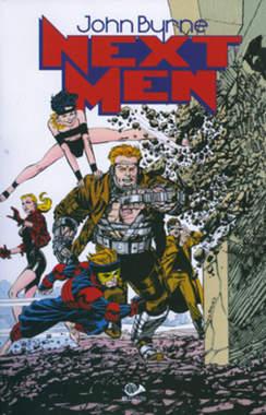 Copertina NEXT MEN (m4) n.1 - NEXT MEN, 001 EDIZIONI