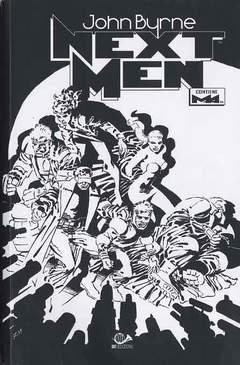 Copertina NEXT MEN (m4) n.3 - NEXT MEN, 001 EDIZIONI