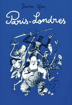 Copertina PARIS LONDRES n.0 - PARIS-LONDRES, 001 EDIZIONI