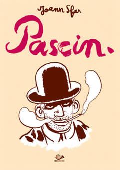 Copertina PASCIN n.0 - PASCIN, 001 EDIZIONI