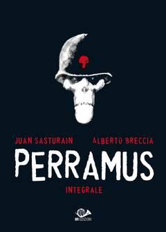 Copertina PERRAMUS L'INTEGRALE n. - PERRAMUS - Edizione Integrale, 001 EDIZIONI