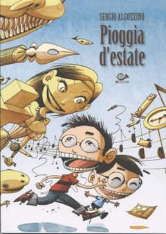 Copertina PIOGGIA D`ESTATE n.0 - PIOGGIA D`ESTATE, 001 EDIZIONI