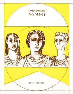 Copertina POMPEI n. - POMPEI, 001 EDIZIONI