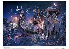 Copertina PORTFOLI0 M.MYSTERE SLUMBERLAN n.0 - MARTIN MYSTERE IN SLUMBERLAND, 001 EDIZIONI