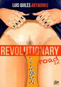 Copertina REVOLUTIONARY ROAD n.2 - REVOLUTIONARY ROAD, 001 EDIZIONI