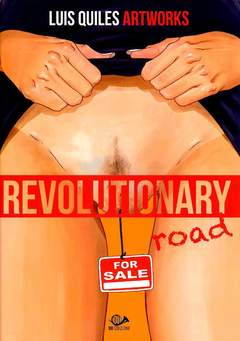 Copertina REVOLUTIONARY ROAD n.1 - FOR SALE, 001 EDIZIONI