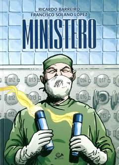 Copertina SOLANO LOPEZ PACK SILVER n.0 - MINISTERO/STORIA TRISTE + 1 Stampa, 001 EDIZIONI