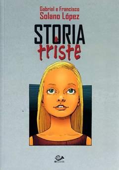 Copertina STORIA TRISTE n.0 - STORIA TRISTE, 001 EDIZIONI
