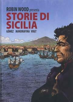 Copertina STORIE DI SICILIA n.0 - STORIE DI SICILIA, 001 EDIZIONI