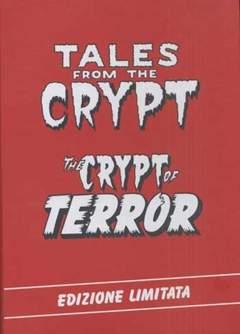 Copertina TALES FROM THE CRYPT COF.pieno n.0 - COFANETTO + VOL. 1/4, 001 EDIZIONI