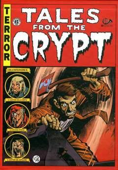 Copertina TALES FROM THE CRYPT COF.rist. n.0 - Cofanetto Vuoto, 001 EDIZIONI