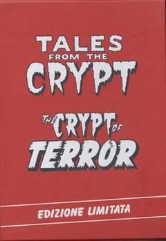Copertina TALES FROM THE CRYPT COF.vuoto n.0 - COFANETTO VUOTO, 001 EDIZIONI