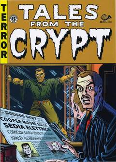 Copertina TALES FROM THE CRYPT Ed. Ampl. n.1 - 9788899086664, 001 EDIZIONI