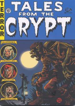 Copertina TALES FROM THE CRYPT M6 n.6 - BIBLIOTECA EC COMICS - CONCERT, 001 EDIZIONI