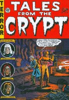 Copertina TALES FROM THE CRYPT M6 n.2 - MORTE VODOO, 001 EDIZIONI