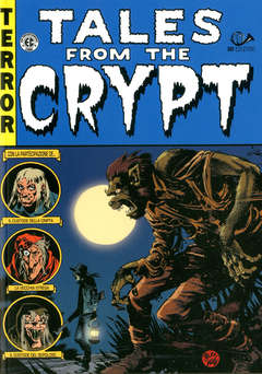 Copertina TALES FROM THE CRYPT (m6) Ried n.6 - TALES FROM THE CRYPT, 001 EDIZIONI