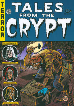 Copertina TALES FROM THE CRYPT M6 n.3 - TALES FROM THE CRYPT 3, 001 EDIZIONI