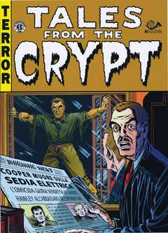 Copertina TALES FROM THE CRYPT M6 n.1 - TALES FROM THE CRYPT BIBLIOTECA EC, 001 EDIZIONI
