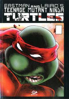 Copertina TEENAGE MUTANT NINJA TURTLESm6 n.2 - TEENAGE MUTANT NINJA TURTLES, 001 EDIZIONI
