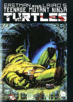 Copertina TEENAGE MUTANT NINJA TURTLESm6 n.4 - TEENAGE MUTANT NINJA TURTLES, 001 EDIZIONI