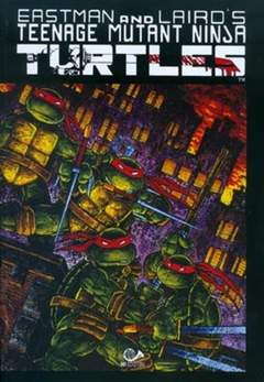 Copertina TEENAGE MUTANT NINJA TURTLESm6 n.6 - TEENAGE MUTANT NINJA TURTLES, 001 EDIZIONI