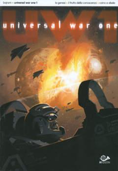 Copertina UNIVERSAL WAR ONE (m2) n.1 - UNIVERSAL WAR ONE , 001 EDIZIONI