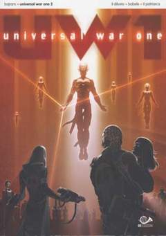 Copertina UNIVERSAL WAR ONE (m2) n.2 - UNIVERSAL WAR ONE  (m2), 001 EDIZIONI